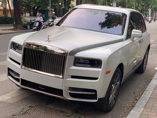 1 tháng 3 siêu xe Rolls-Royce Cullinan giá 45 tỷ về Hà Nội ảnh 5