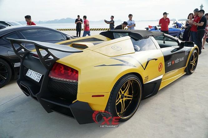 Tay chơi phố núi tiết lộ về siêu xe Lamborghini mui trần độc nhất Việt Nam ảnh 1