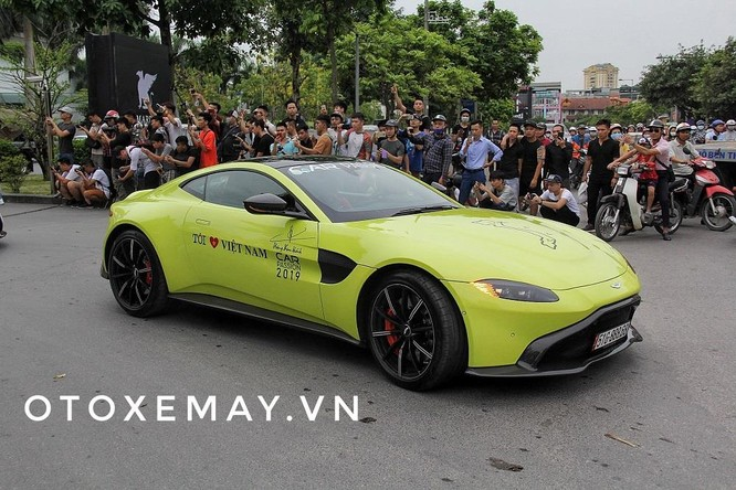 Hành trình siêu xe Car Passion 2019 chính thức bắt đầu ảnh 9