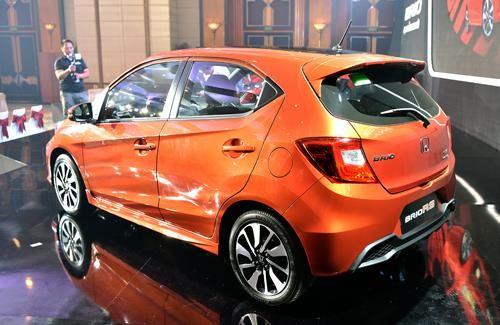 Honda Brio giá từ 418 triệu đồng – tân binh xe cỡ nhỏ tại Việt Nam ảnh 2