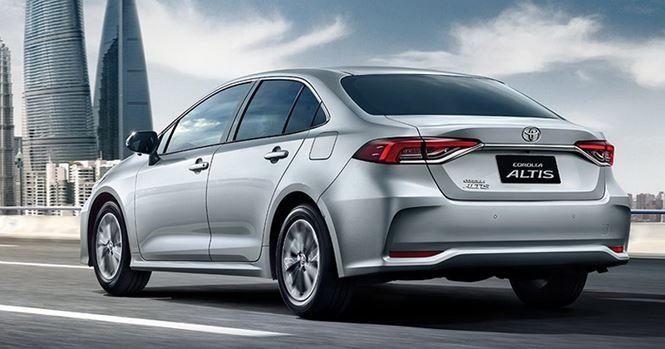 Toyota Corolla Altis thế hệ mới định ngày ra mắt tại Thái Lan ảnh 1