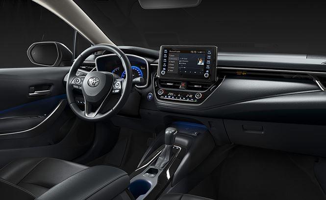 Toyota Corolla Altis thế hệ mới định ngày ra mắt tại Thái Lan ảnh 2