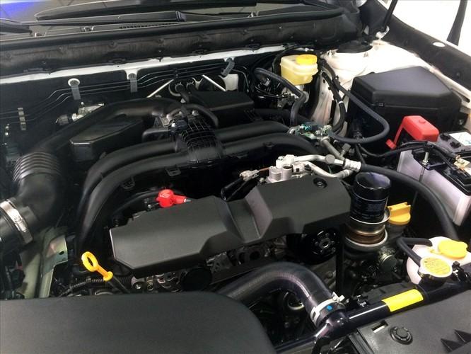 Subaru chính thức chen chân vào thị trường xe tầm trung tại Miền Tây ảnh 2