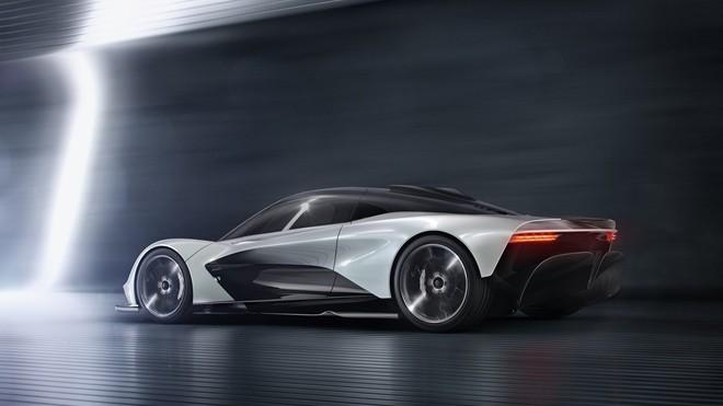 Siêu phẩm mới của Aston Martin sẽ xuất hiện trong Điệp viên 007 mới ảnh 1