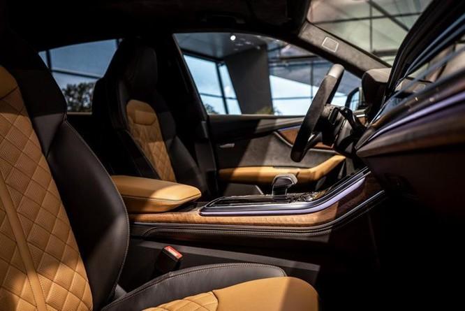 Khám phá Audi Q8 với nội thất thiết kế đặc biệt ảnh 1