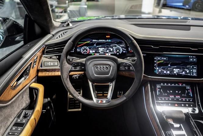 Khám phá Audi Q8 với nội thất thiết kế đặc biệt ảnh 2