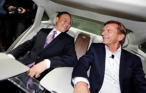 Volvo - chất Thụy Điển trong túi tiền Trung Quốc ảnh 1