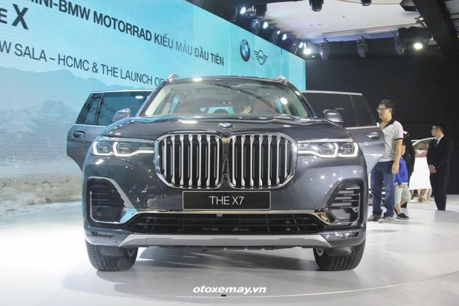 Thaco trình làng duy nhất một phiên bản BMW X7 2019 giá 7,499 tỷ đồng ảnh 1