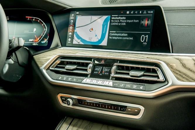 Thaco trình làng duy nhất một phiên bản BMW X7 2019 giá 7,499 tỷ đồng ảnh 2