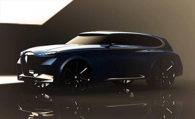 """Bugatti sắp trình làng """"siêu phẩm"""" SUV triệu đô? ảnh 1"""