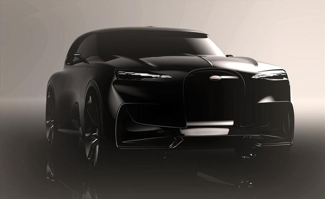 """Bugatti sắp trình làng """"siêu phẩm"""" SUV triệu đô? ảnh 2"""