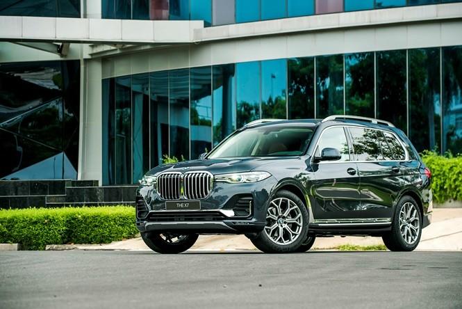 Trường Hải bắt đầu bán SUV 7 chỗ hạng sang BMW X7 ảnh 2