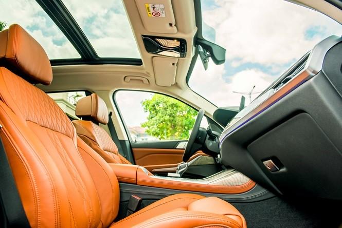 Trường Hải bắt đầu bán SUV 7 chỗ hạng sang BMW X7 ảnh 1