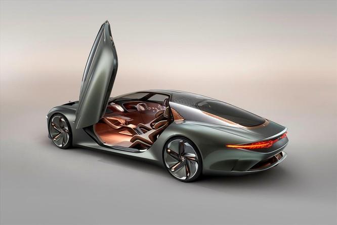 Thiết kế xe hơi hạng sang hơn 10 năm nữa sẽ như thế nào? ảnh 1