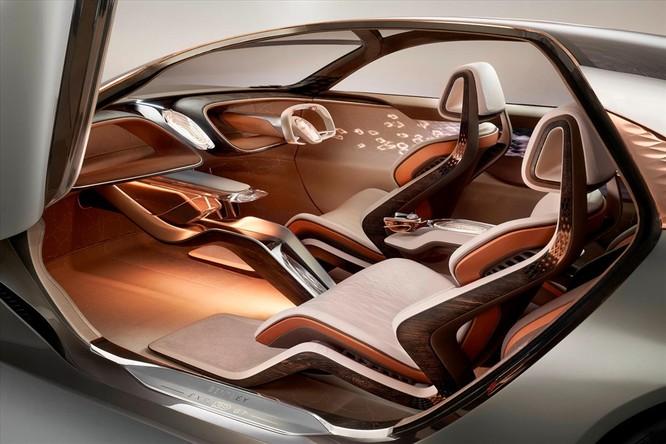 Thiết kế xe hơi hạng sang hơn 10 năm nữa sẽ như thế nào? ảnh 2