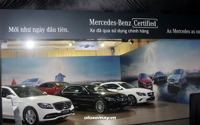 Mercedes-Benz trình làng E-Class mới tại Fascination 2019 ảnh 3
