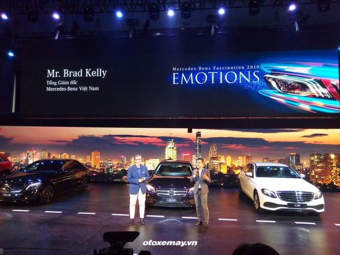 Mercedes-Benz trình làng E-Class mới tại Fascination 2019 ảnh 4