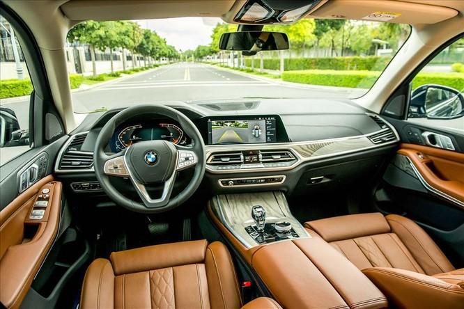 BMW X7 hoàn toàn mới ra mắt tại Việt Nam ảnh 2