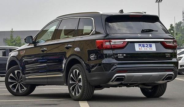 Chiếc SUV nội địa tiền tỉ đắt nhất Trung Quốc mạnh cỡ nào? ảnh 1