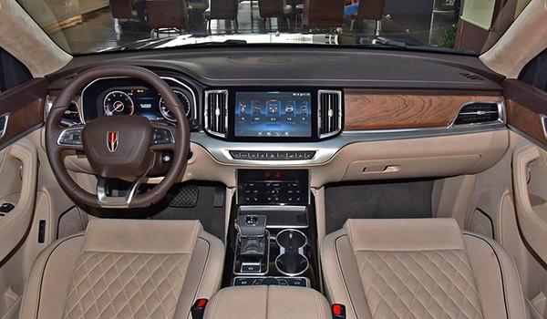 Chiếc SUV nội địa tiền tỉ đắt nhất Trung Quốc mạnh cỡ nào? ảnh 2