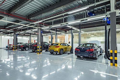 Thaco ưu đãi khách mua xe BMW dịp hè ảnh 1