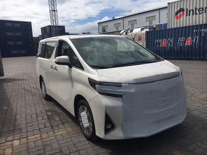 Đàm Vĩnh Hưng tậu xe sang Toyota Alphard 2019 hơn 5 tỷ ảnh 1