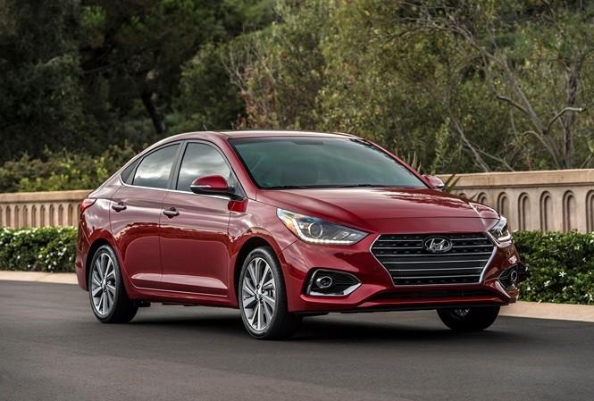 Hyundai Accent 2020 trình làng với động cơ mới ảnh 1