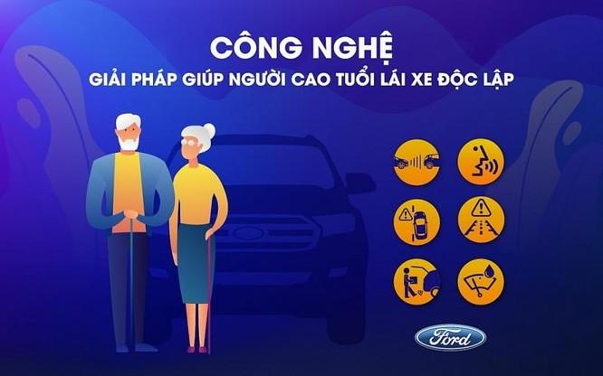 Công nghệ - Giải pháp giúp người cao tuổi lái xe độc lập ảnh 1