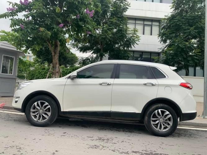 Ôtô Trung Quốc ở VN - giá rẻ, thiết kế chắp vá xe sang ảnh 7