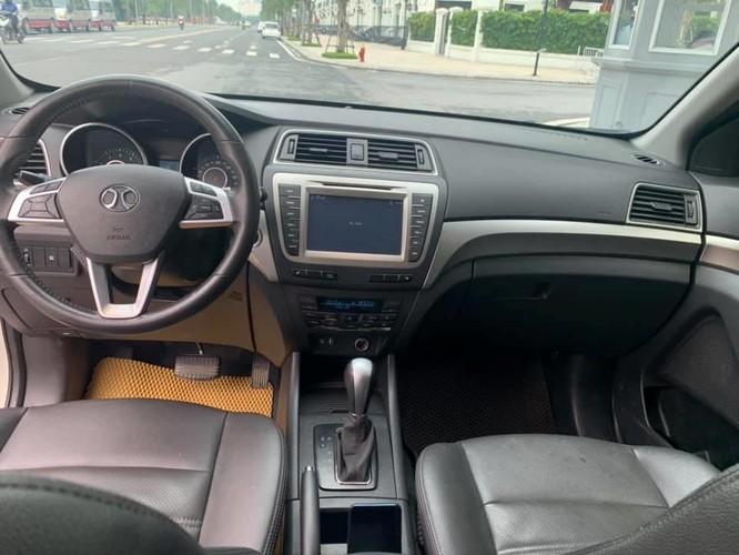 Ôtô Trung Quốc ở VN - giá rẻ, thiết kế chắp vá xe sang ảnh 8