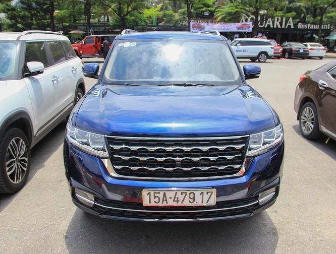 Ôtô Trung Quốc ở VN - giá rẻ, thiết kế chắp vá xe sang ảnh 6
