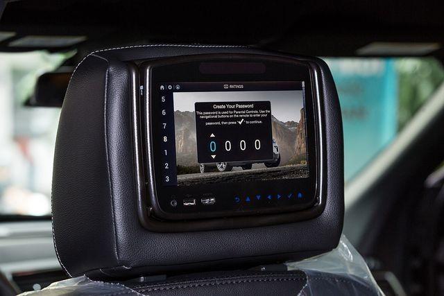 Ford Explorer - Bản nâng cấp với hàng loạt tiện nghi sang trọng ảnh 2