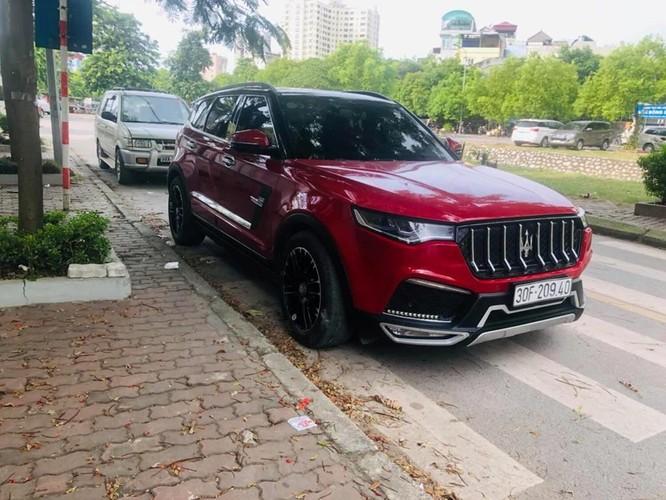 Ôtô Trung Quốc ở VN - giá rẻ, thiết kế chắp vá xe sang ảnh 2