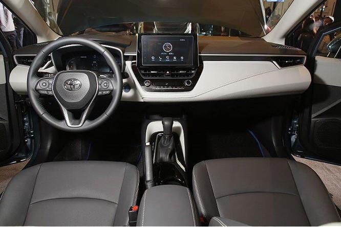 Toyota Corolla Altis 2019 được trang bị những gì? ảnh 2
