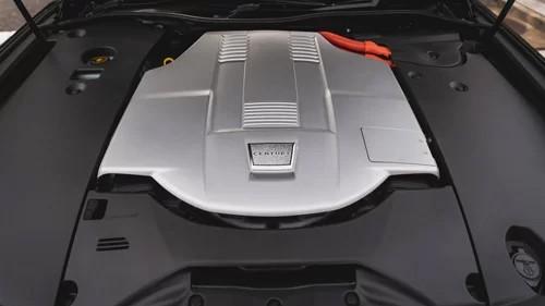 Toyota Century - xe siêu sang 'độc hành' ảnh 1