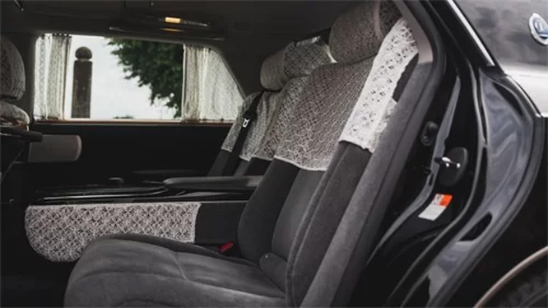 Toyota Century - xe siêu sang 'độc hành' ảnh 2