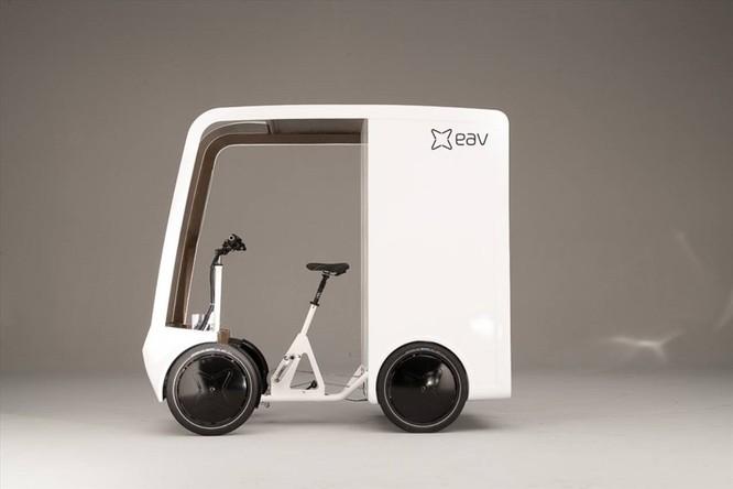 """Khám phá """"hàng độc"""", xe đạp điện chở được hàng hóa như xe tải ảnh 3"""