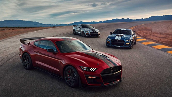 Ford rục rịch ra mắt mẫu xe thể thao mạnh nhất trong lịch sử ảnh 1