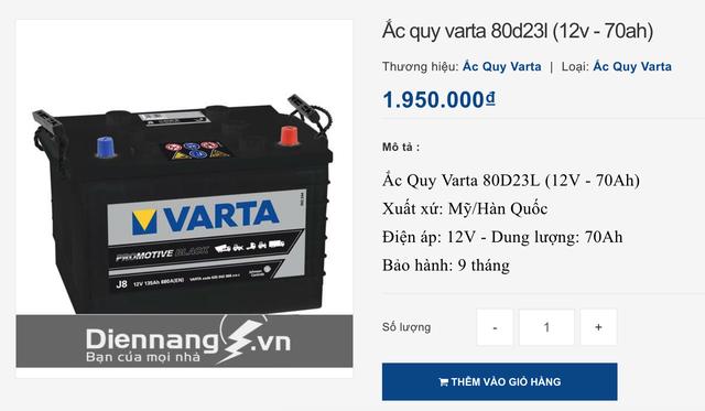 Sổ bảo hành ghi ắc-quy Đức, thực tế ắc-quy Trung Quốc: Thaco phải tăng thời gian bảo hành cho Peugeot 3008 và 5008 ảnh 1
