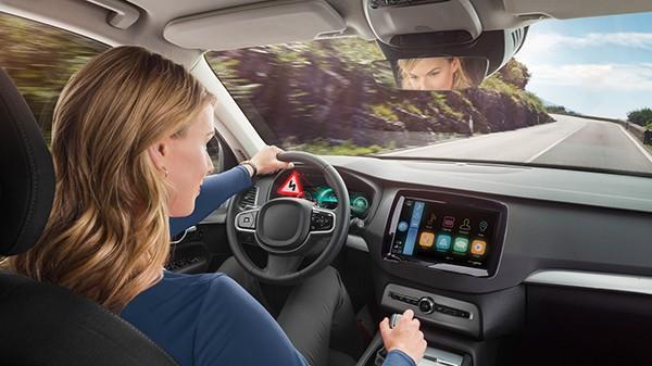 Ra mắt công nghệ màn hình 3D không gương trên xe hơi ảnh 1