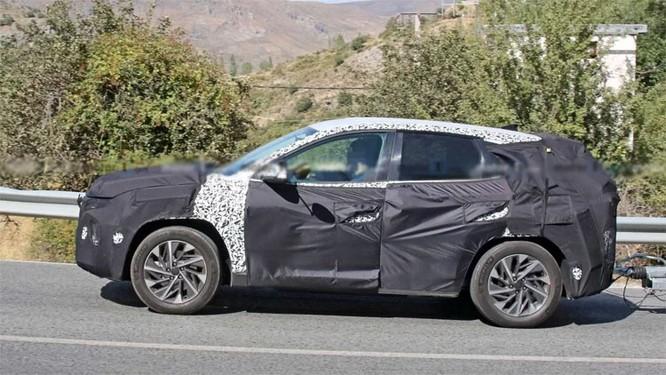 Hyundai Tucson thế hệ mới sẽ có bản 7 chỗ ảnh 1