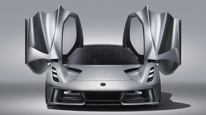 Choáng váng với mẫu siêu xe triệu đô, gần 2.000 mã lực ảnh 1