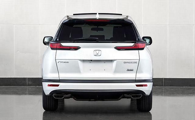 """Honda """"lai tạo"""" CR-V và Accord thành xe mới cho thị trường Trung Quốc ảnh 1"""