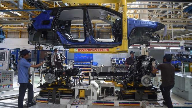 Cú tụt dốc không phanh của thị trường ô tô Ấn Độ ảnh 1