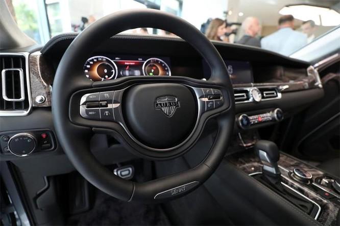 Aurus Senat - xe siêu sang Nga giá từ 274.000 USD ảnh 1