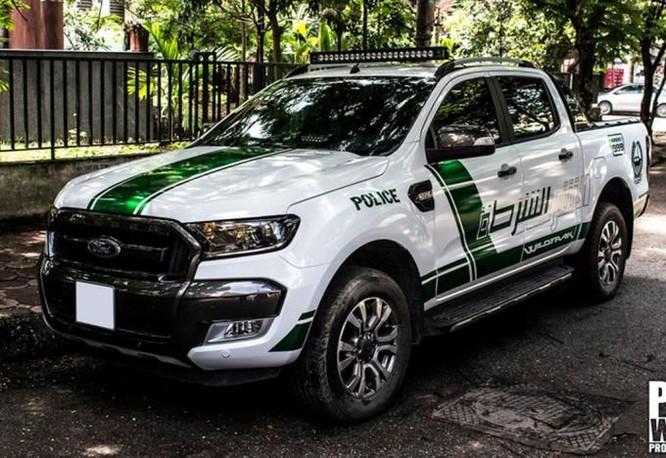 Bắt chước xe cảnh sát Dubai, ô tô Việt sẽ không được đăng kiểm ảnh 2