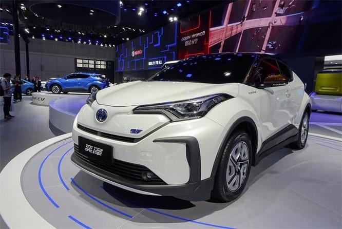 Trung Quốc - mảnh đất tiềm năng của Toyota ảnh 1