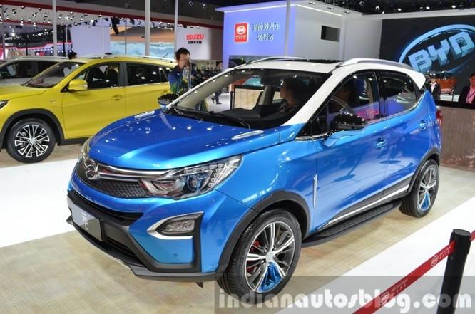 Thị trường ô tô Trung Quốc ảm đạm với những cú trượt dốc không phanh ảnh 1