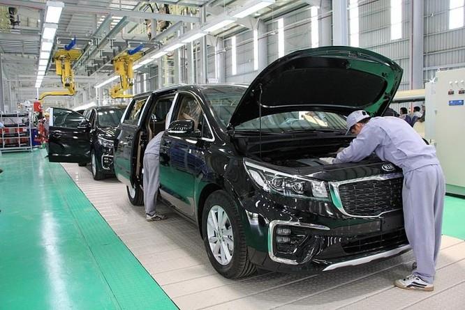 THACO đầu tư 450 tỷ đồng nâng cấp mở rộng nhà máy lắp ráp xe KIA ảnh 1