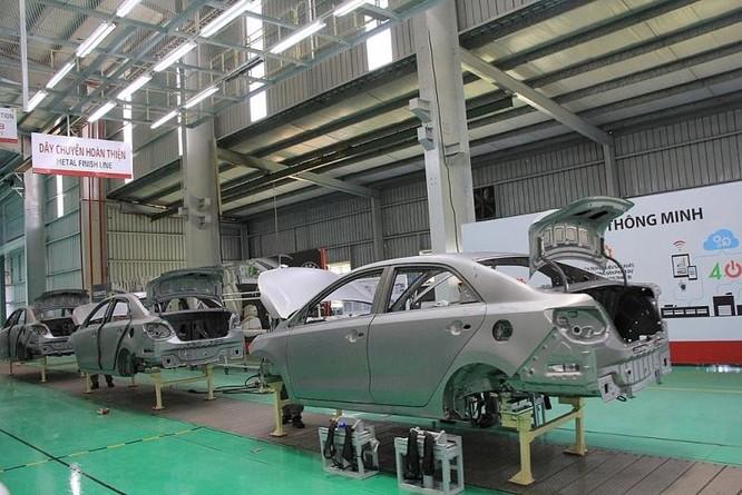 THACO đầu tư 450 tỷ đồng nâng cấp mở rộng nhà máy lắp ráp xe KIA ảnh 3
